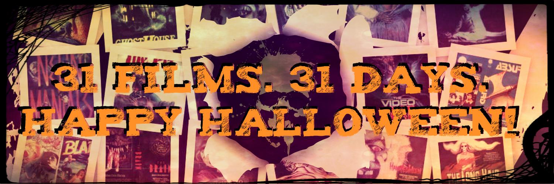31 Films. 31 Days.