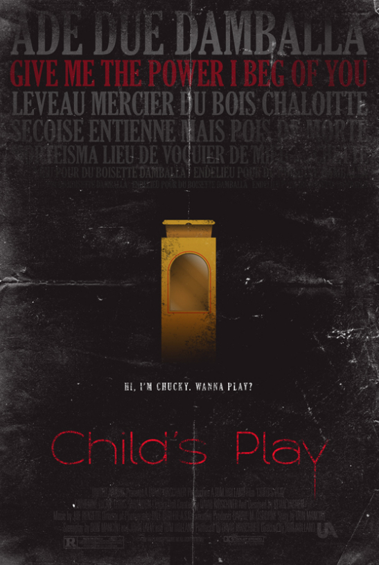 Adam Rabalais Child's Play