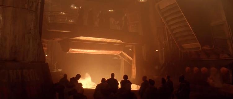 Alien 3 Prison