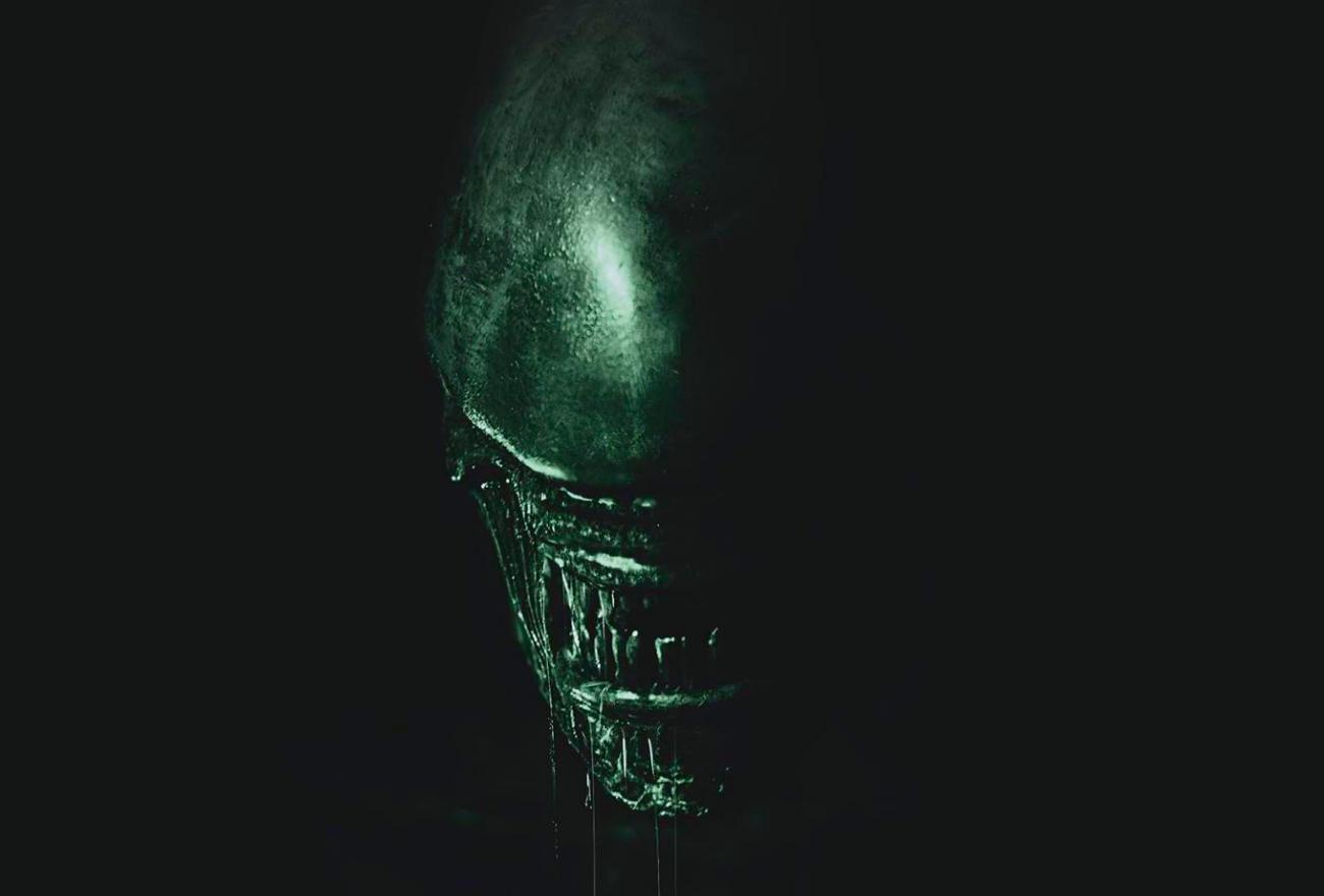 Alien Covenant First Teaser Poster - Halloween Love