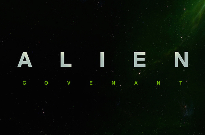 Alien Covenant Tease Poster