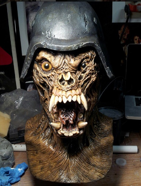 American Werewolf mask