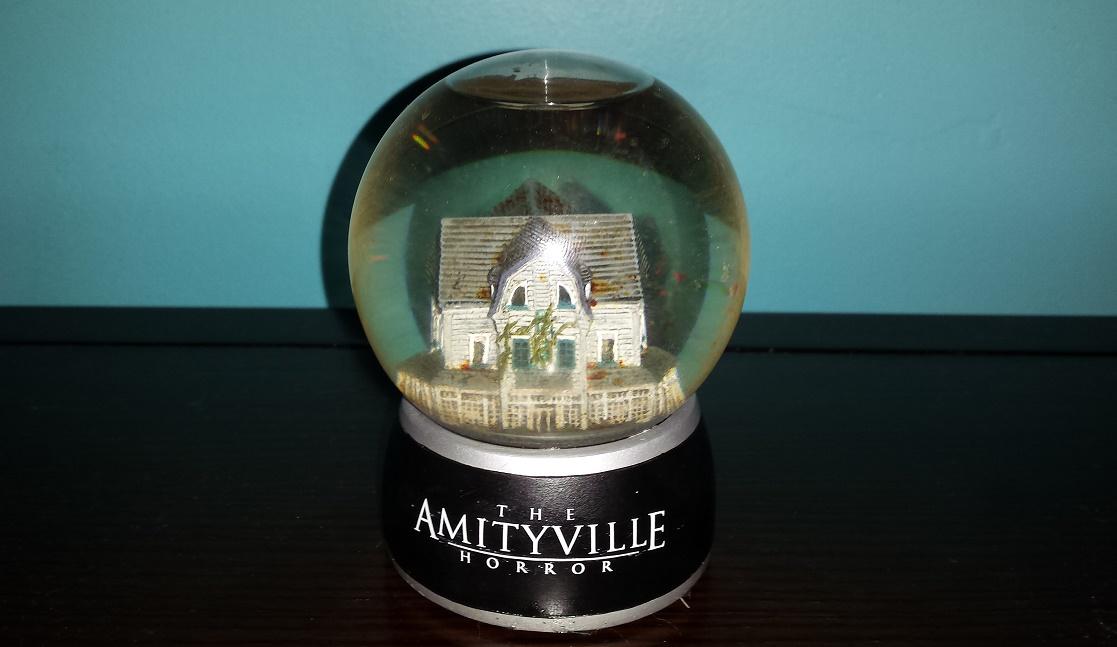 Amityville Horror globe