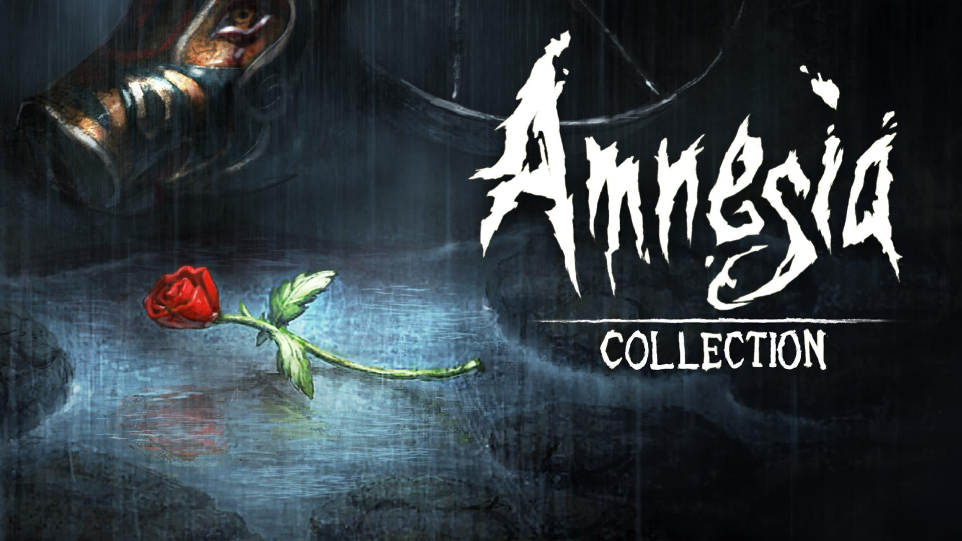 Amnesia Collection Art