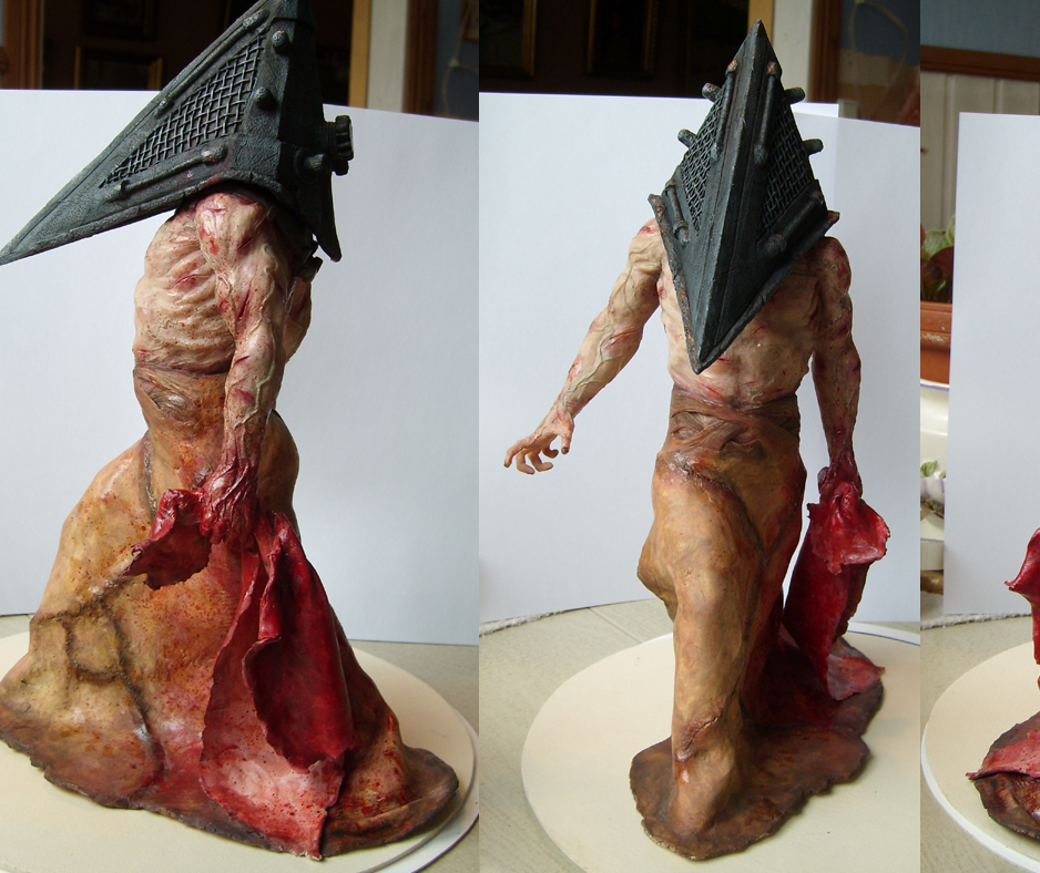 Pyramid Head Sculpt