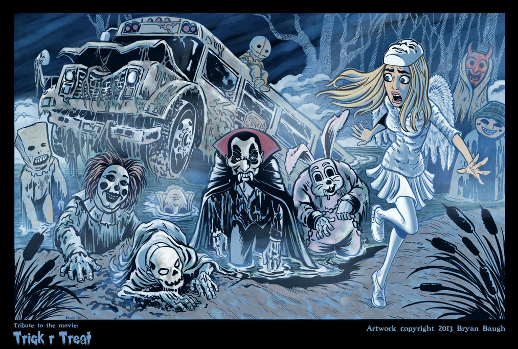 Alt. Art List - Trick 'r Treat Bryan Baugh