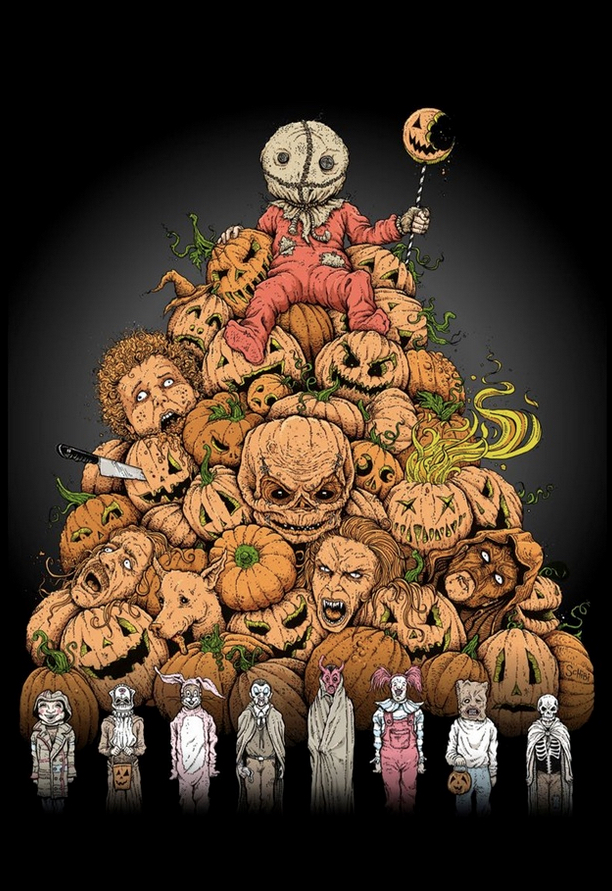 Alt. Art List - Trick 'r Treat Cody Schibi