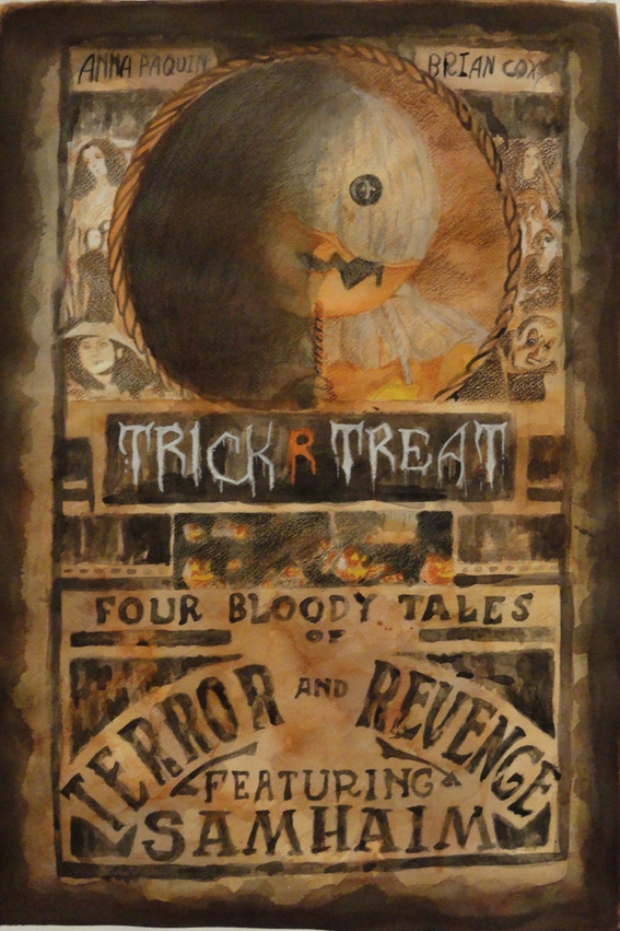 Alt. Art List - Trick 'r Treat Meghann Pardee