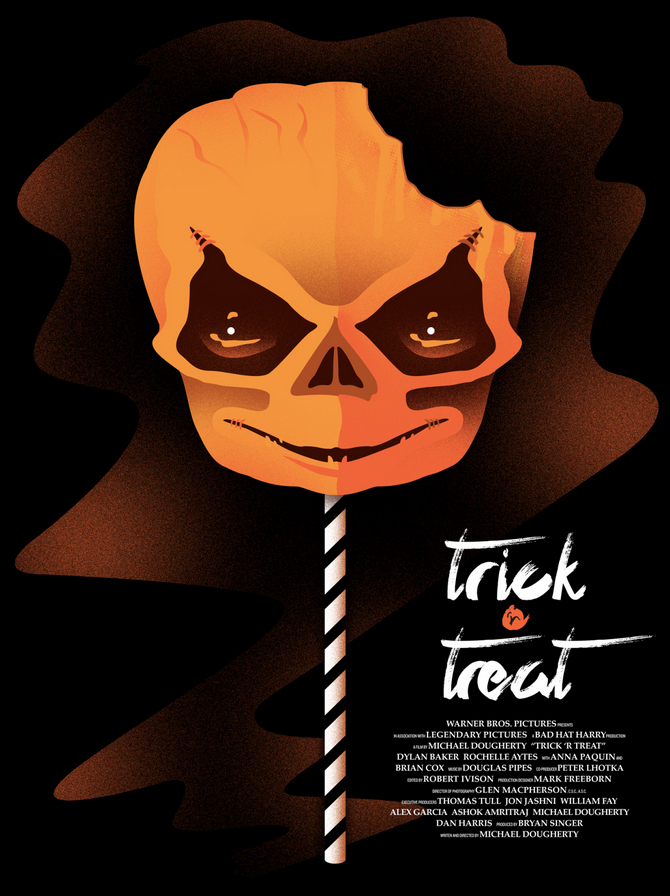 Alt. Art list - Trick 'r Treat Sal Gabriel