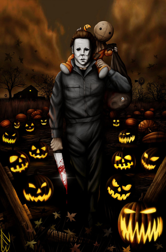 Alt. Art List - Trick 'r Treat Ted Bracewell