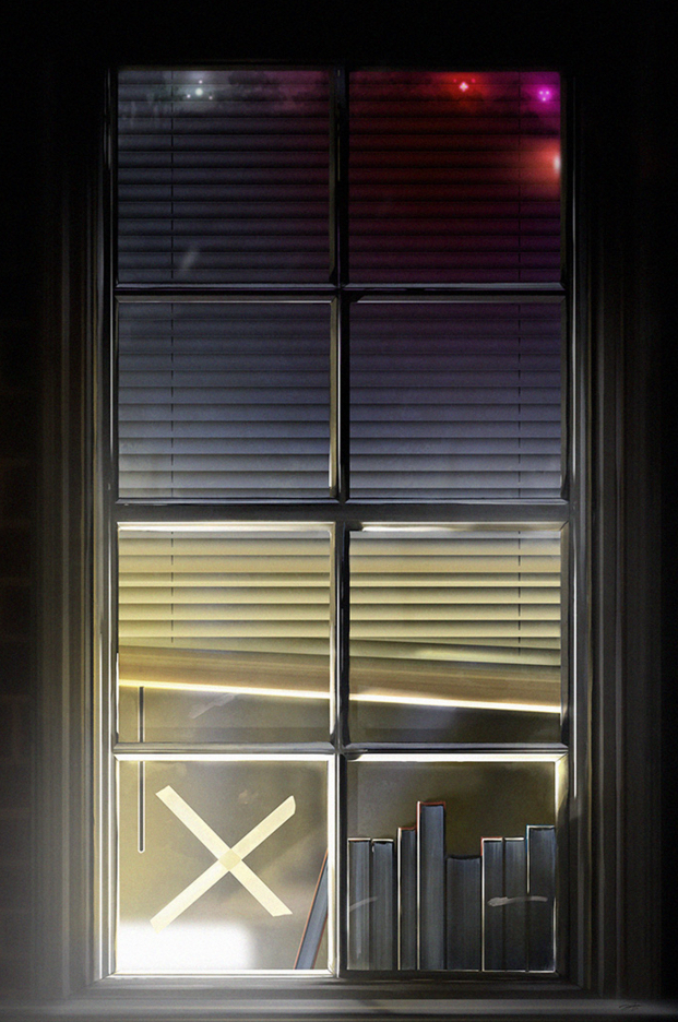 Art List : X-Files Andy Fairhurst