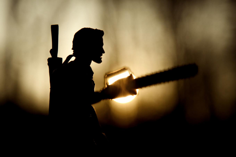 Ash Evil Dead Action Figure