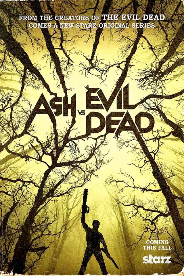 Ash vs. Evil Dead trailer