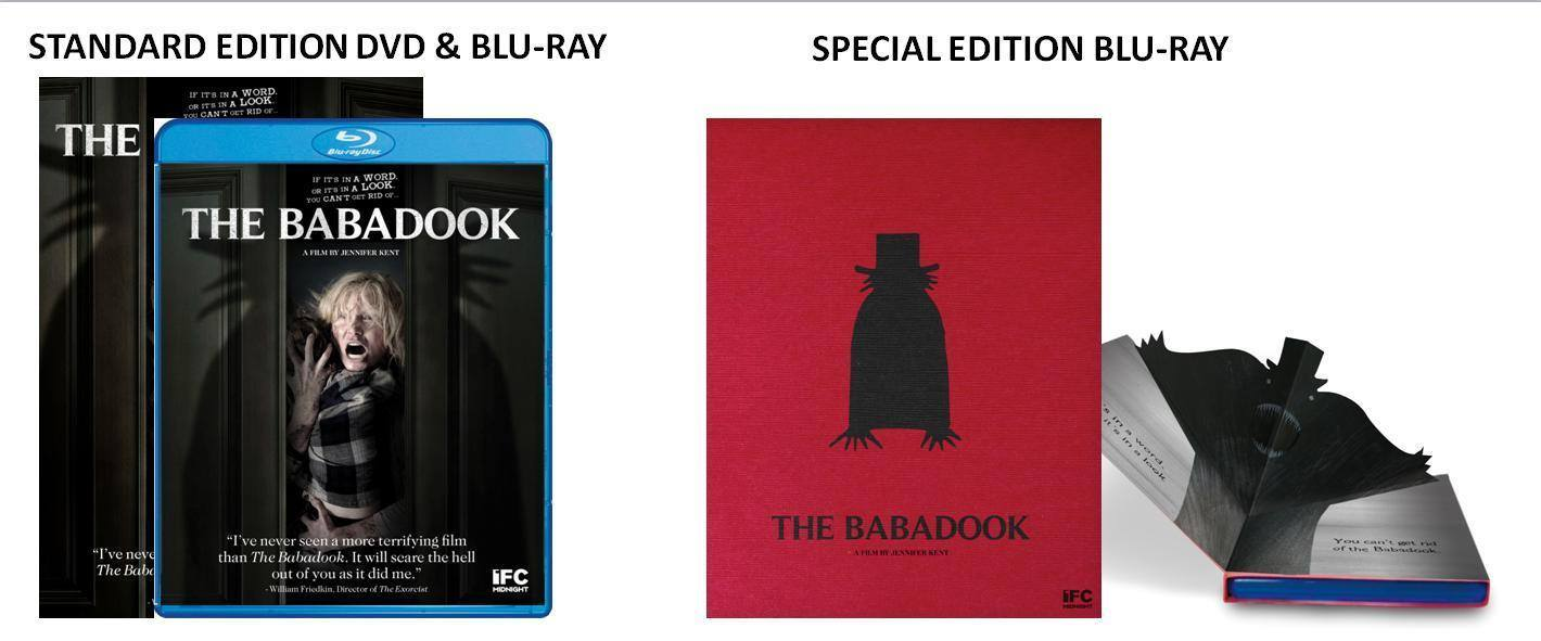 Scream Factory Babadook