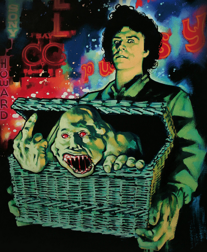 Basket Case Art