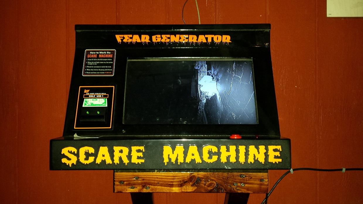 Scare Generator