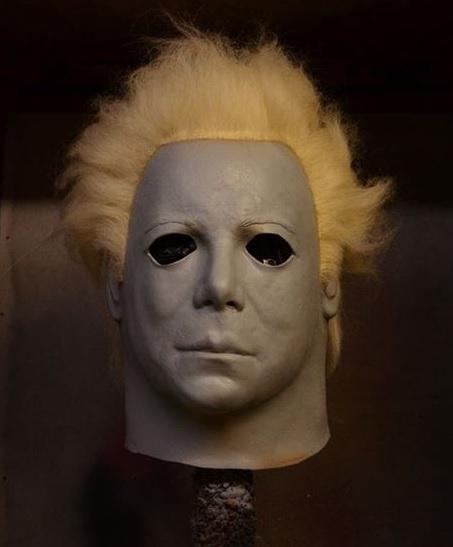 Ben Tramer mask