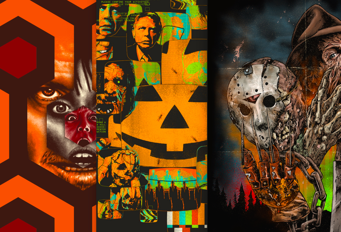 The Best Alternative Poster Art Of 2015 - Halloween Love