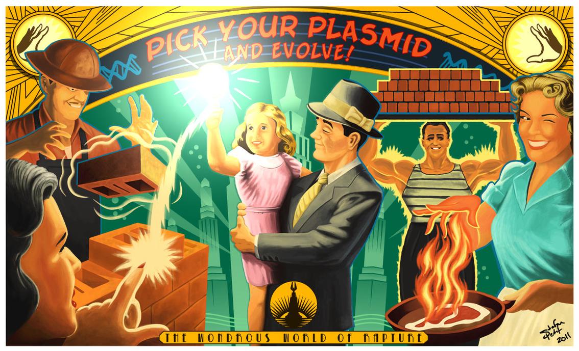 Bioshock Art