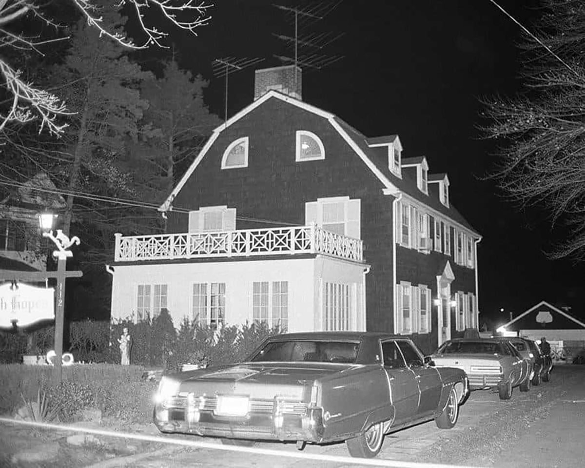 Amityville Murder House