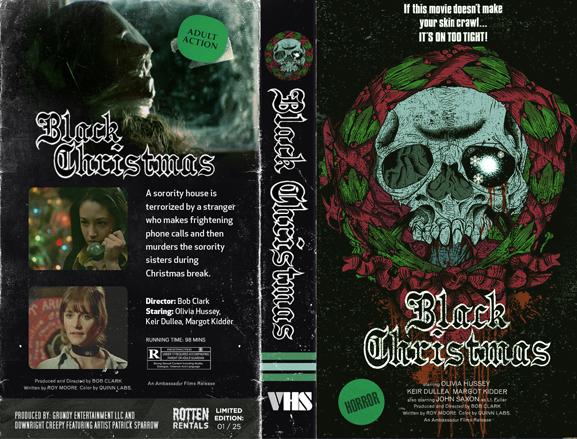 Black Christmas VHS
