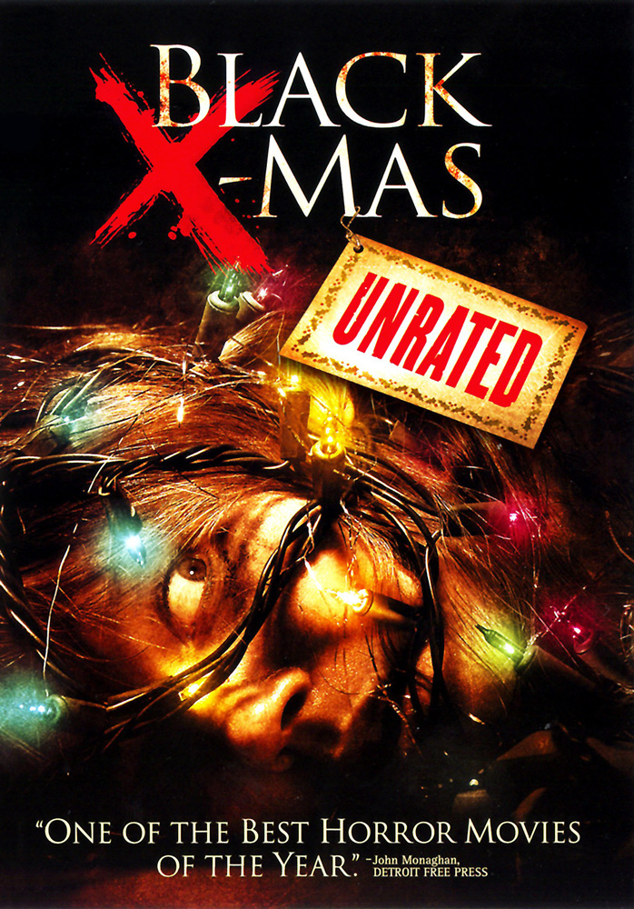 Holiday horror review black x mas 2006 halloween love for Famous black and white christmas movies