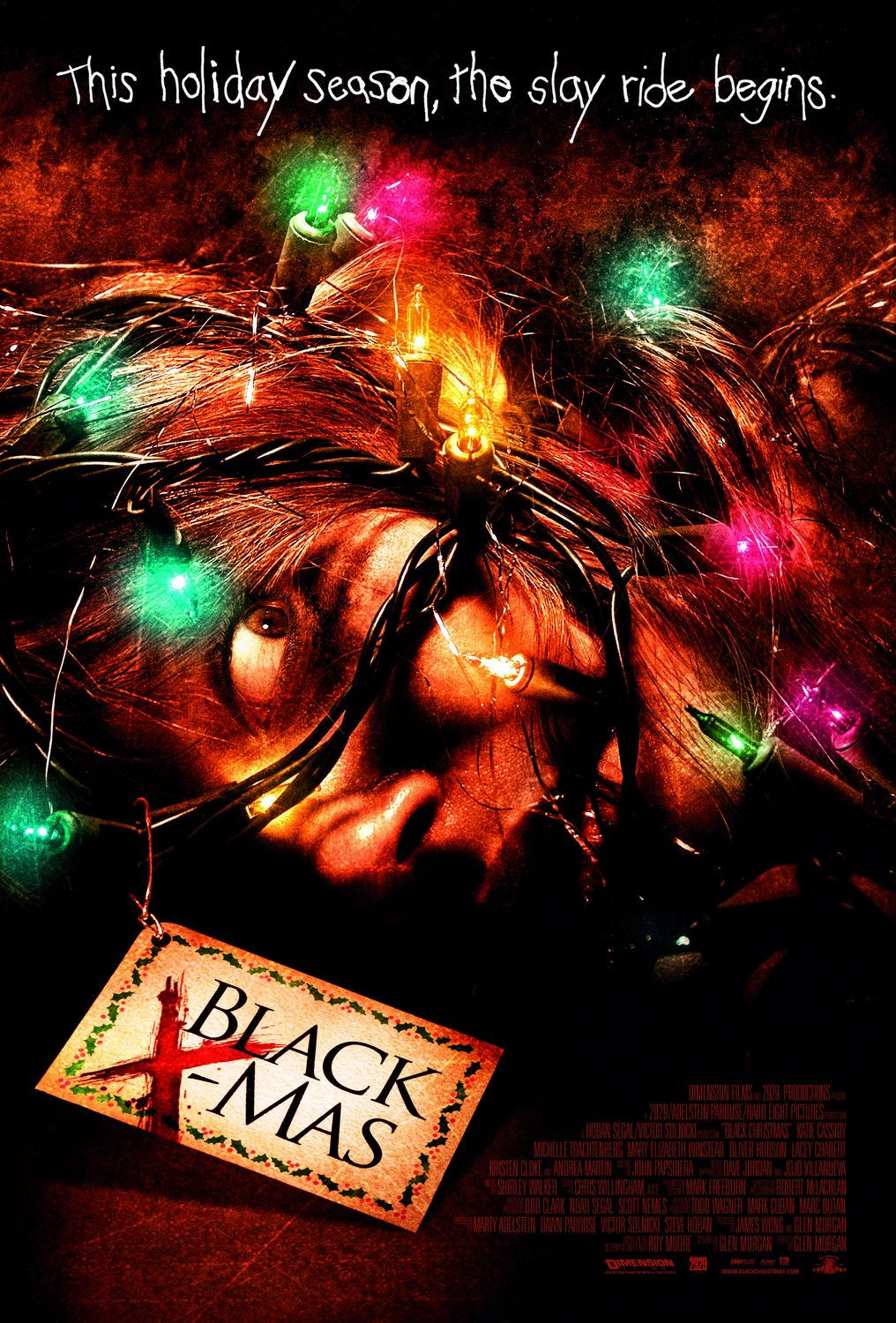 Black X-Mas review