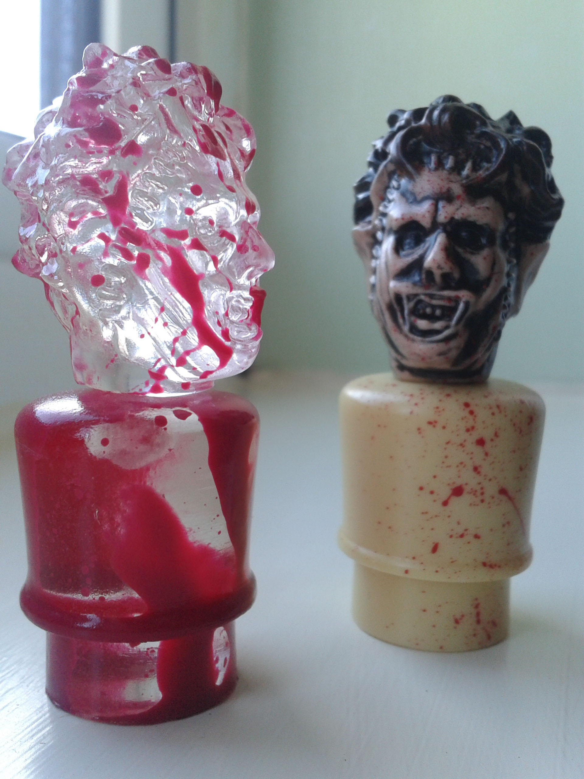 Bloody Ghost Leatherface Kill People Variant - Jack's Attic