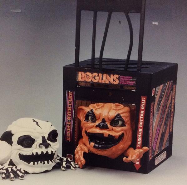 Halloween Boglins