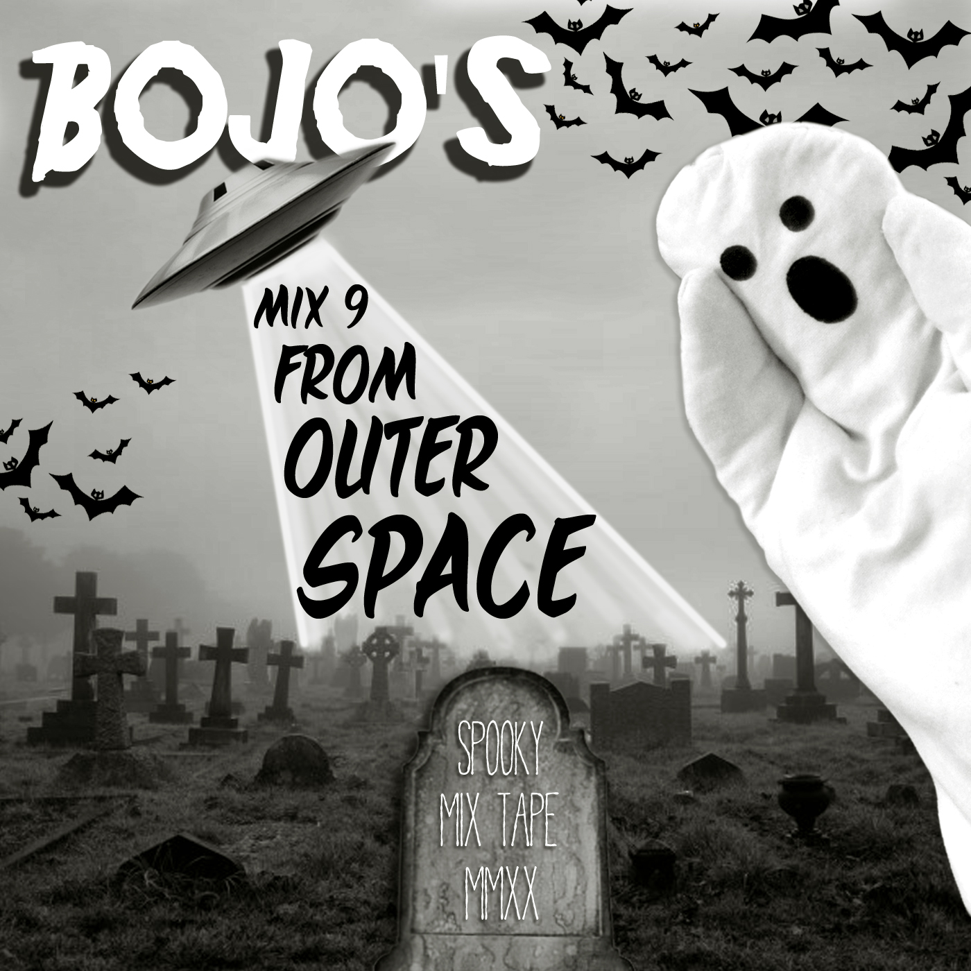 BoJo's Mix 9 from Outer Space