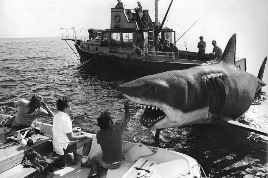 Bruce — The Shark from JAWS