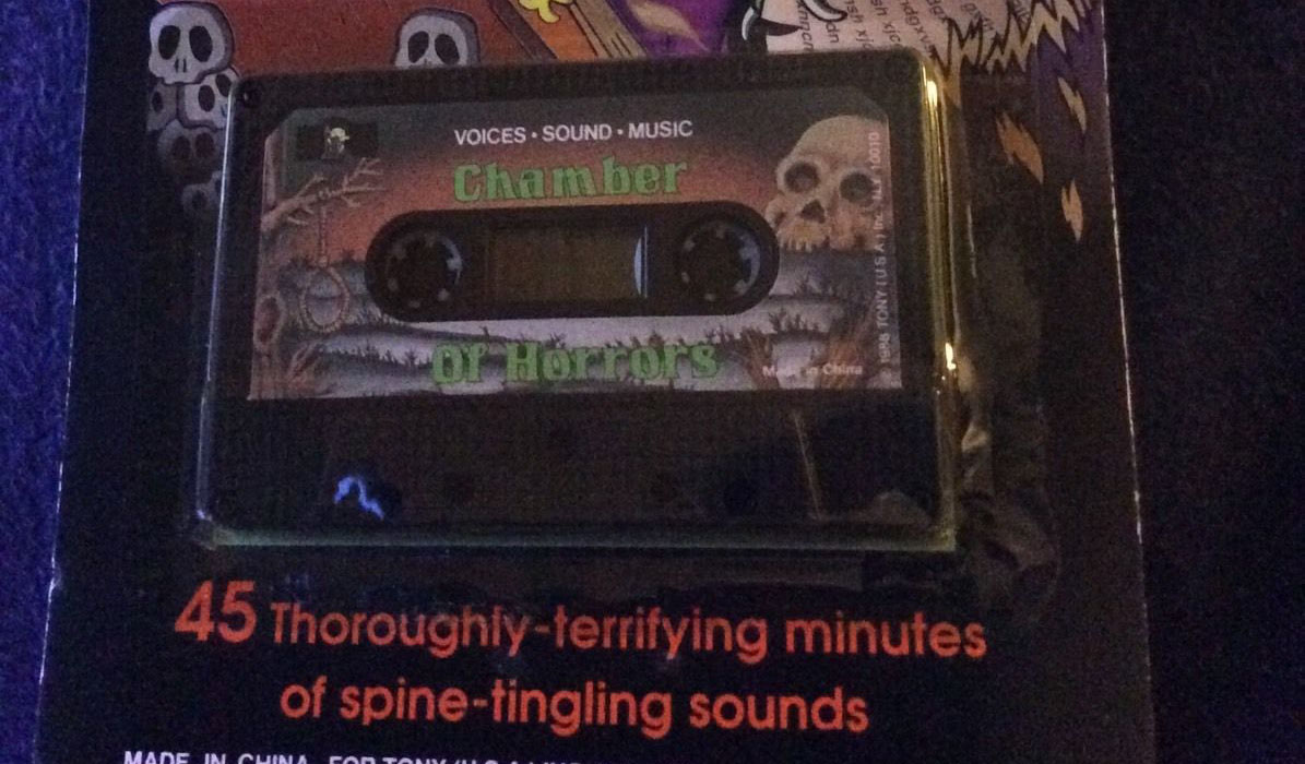 Chamber of Horrors Tape