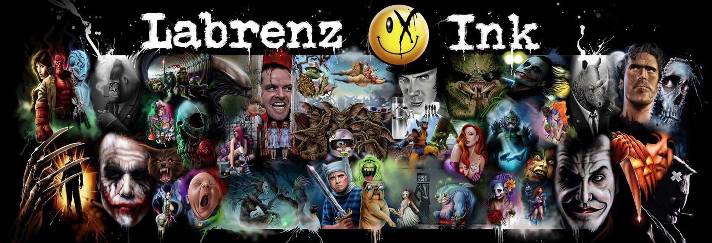 Chris Labrenz Banner Art
