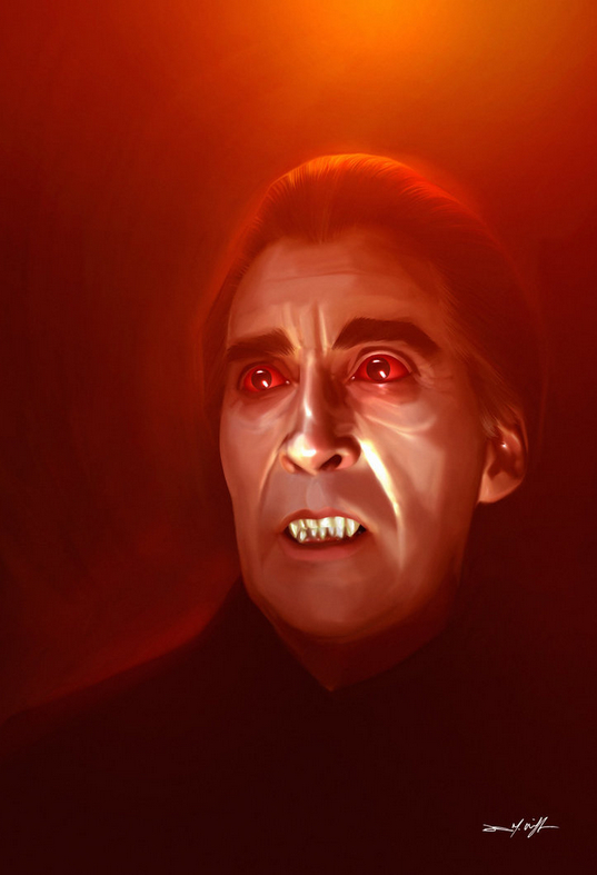 Christopher Lee Art