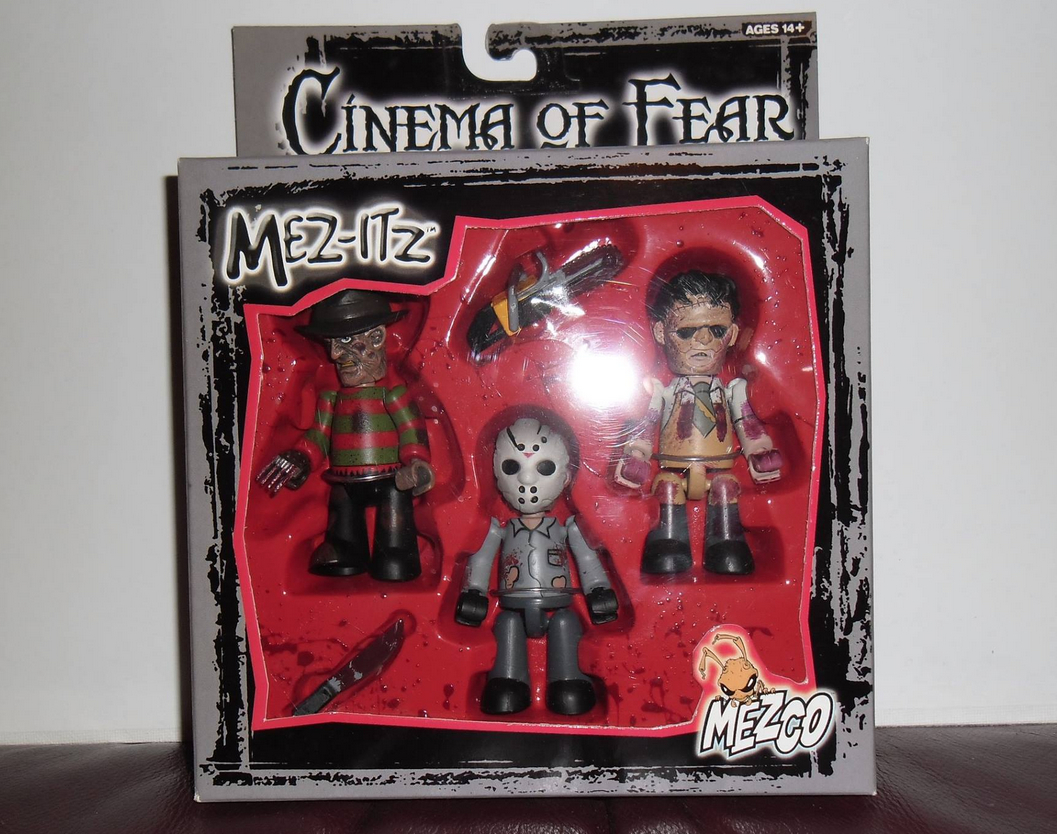 Cinema Of Fear Toys