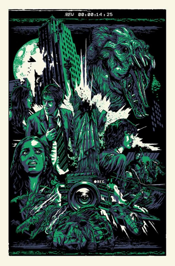 Alternative Art List - Cloverfield Alexander Iaccarino