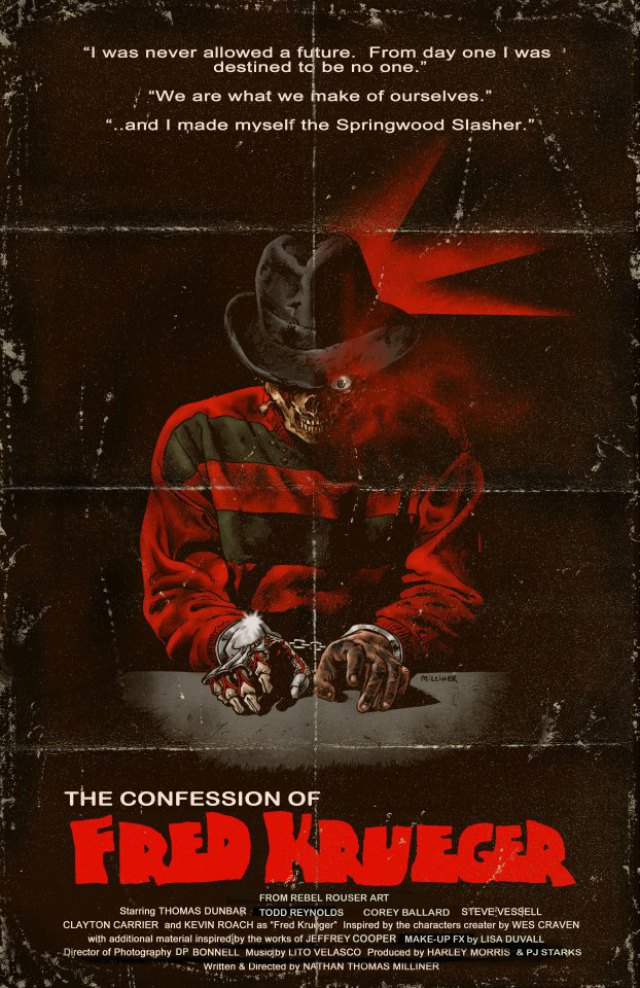 The Confession of Fred Krueger review