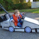 Mini Marty McFly
