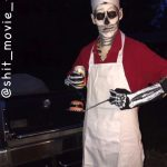 Skeleton Cook