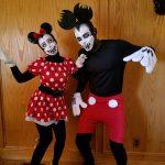 Scary Mickey & Minnie