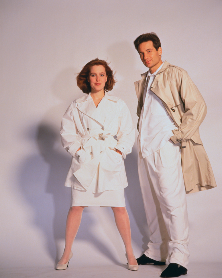 Crazy X-Files Cast Photos - Pic 2