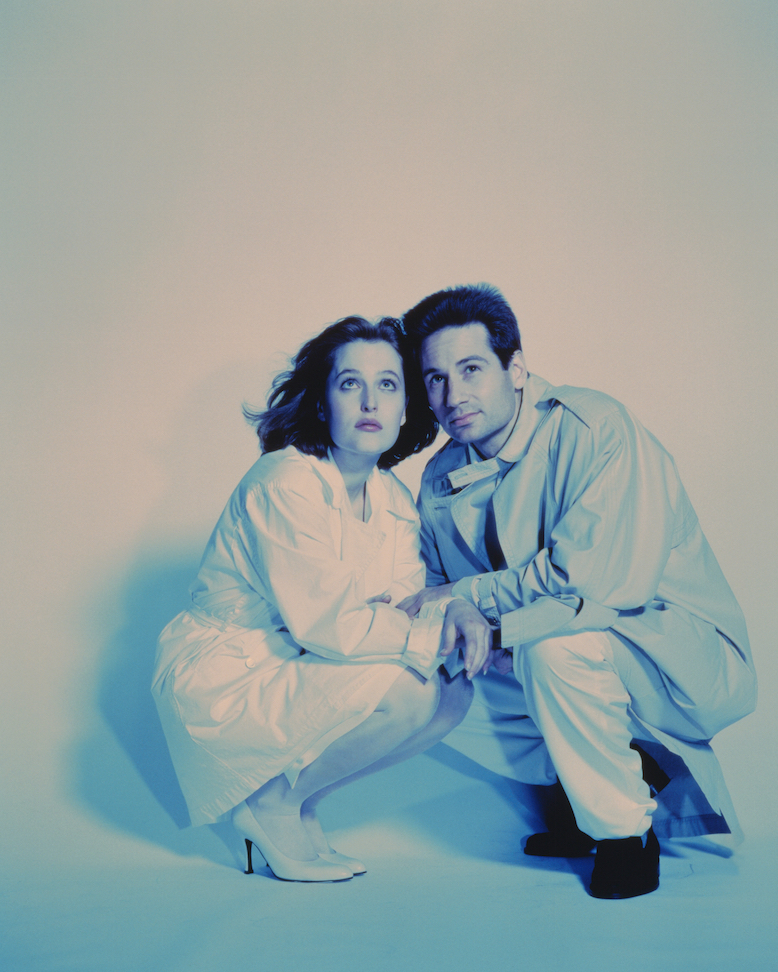 Crazy X-Files Cast Photos - Pic 3