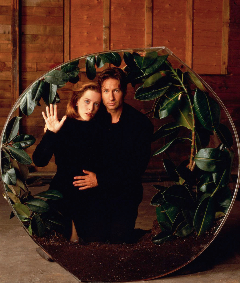 Crazy X-Files Cast Photos - Pic 4