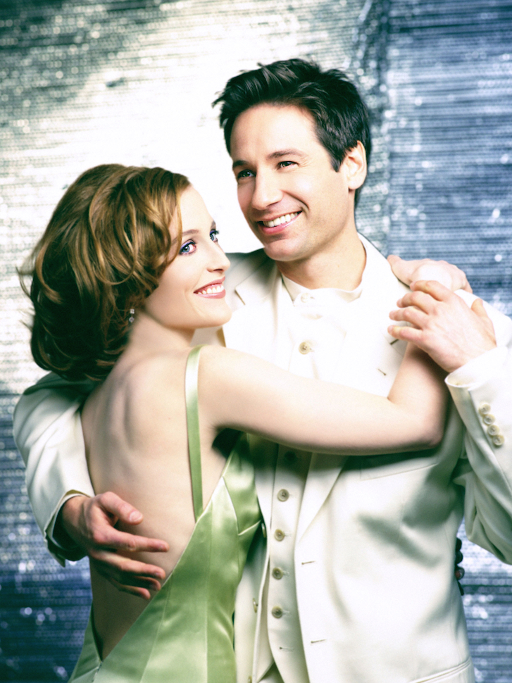 Crazy X-Files Cast Photos - Pic 5