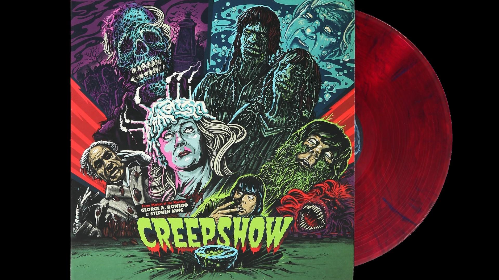 Creepshow OST Vinyl
