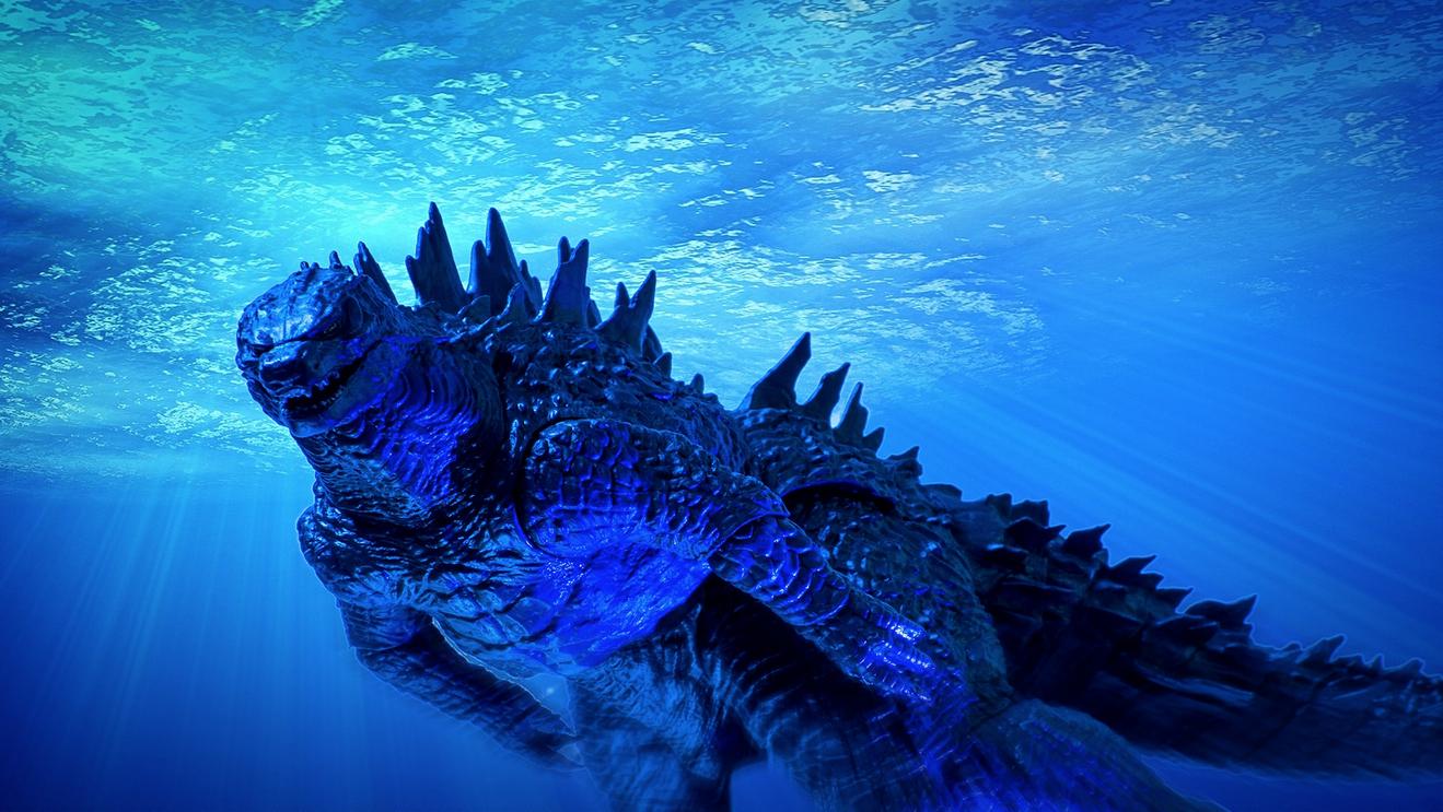 Crowe H Godzilla