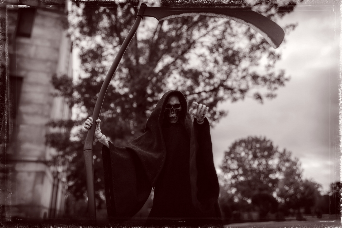 Crowe H The Grim Reaper