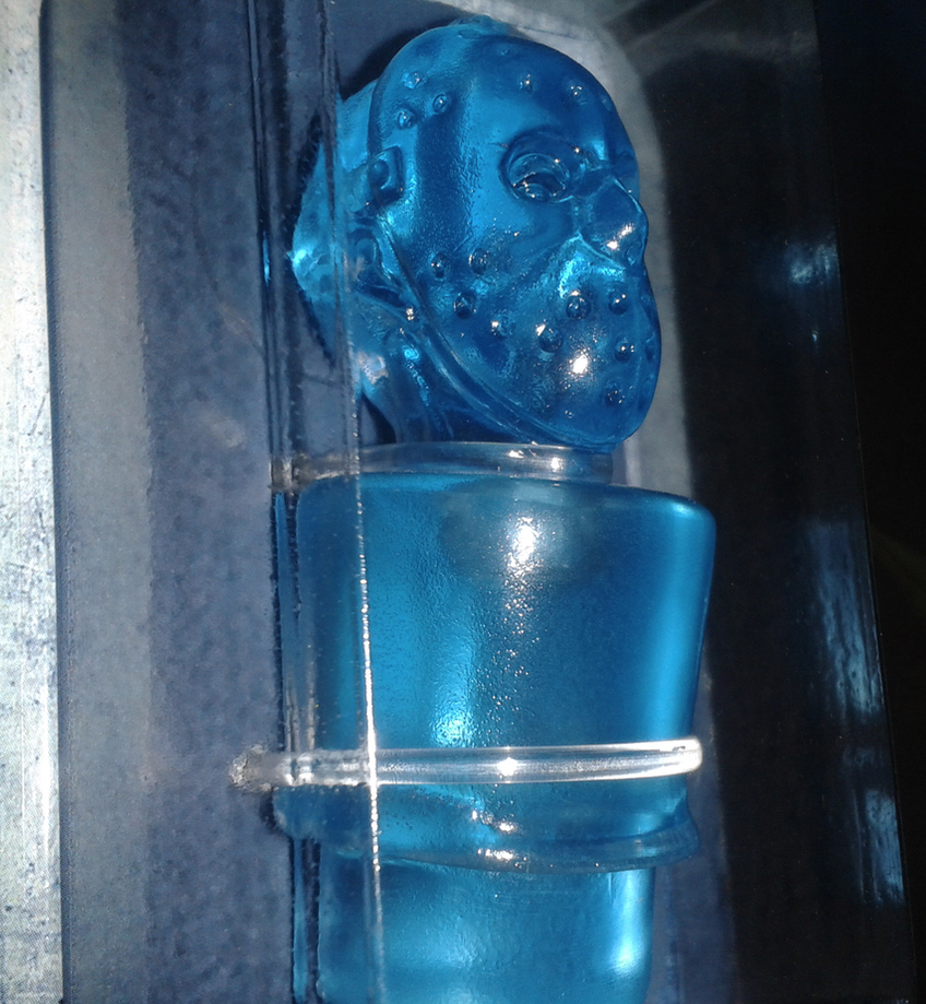 Crystal Blue : Exclusive Resin Action Figure. Jack's Attic Kill People