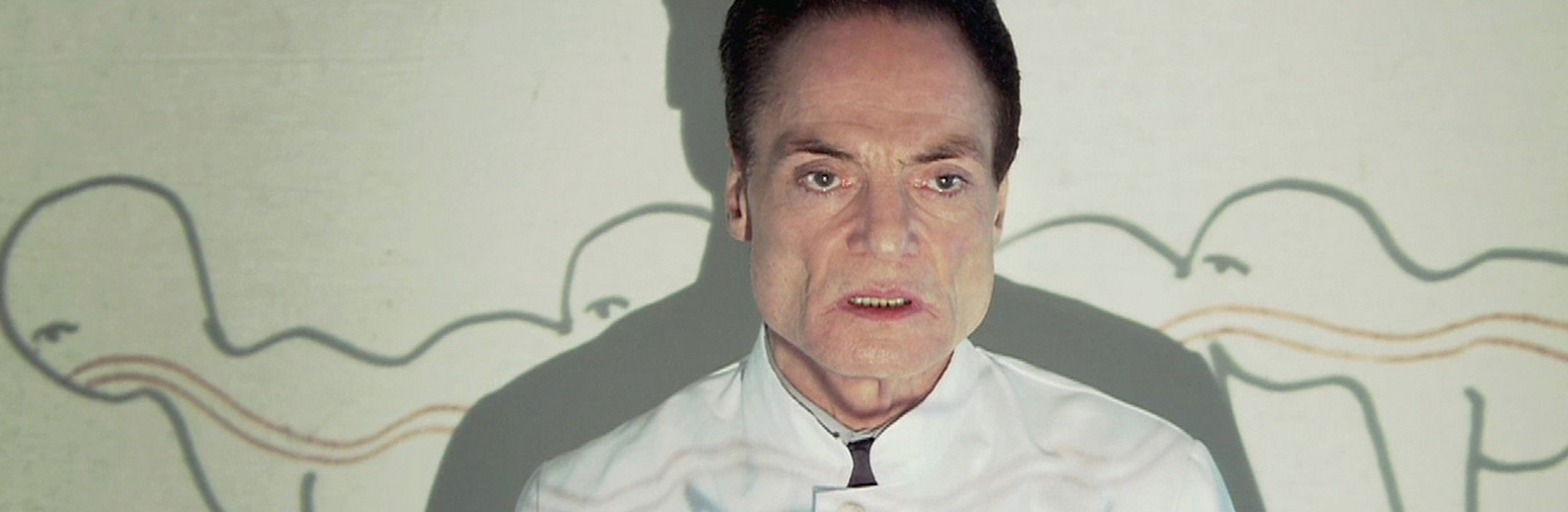 Dieter Laser In The Human Centipede