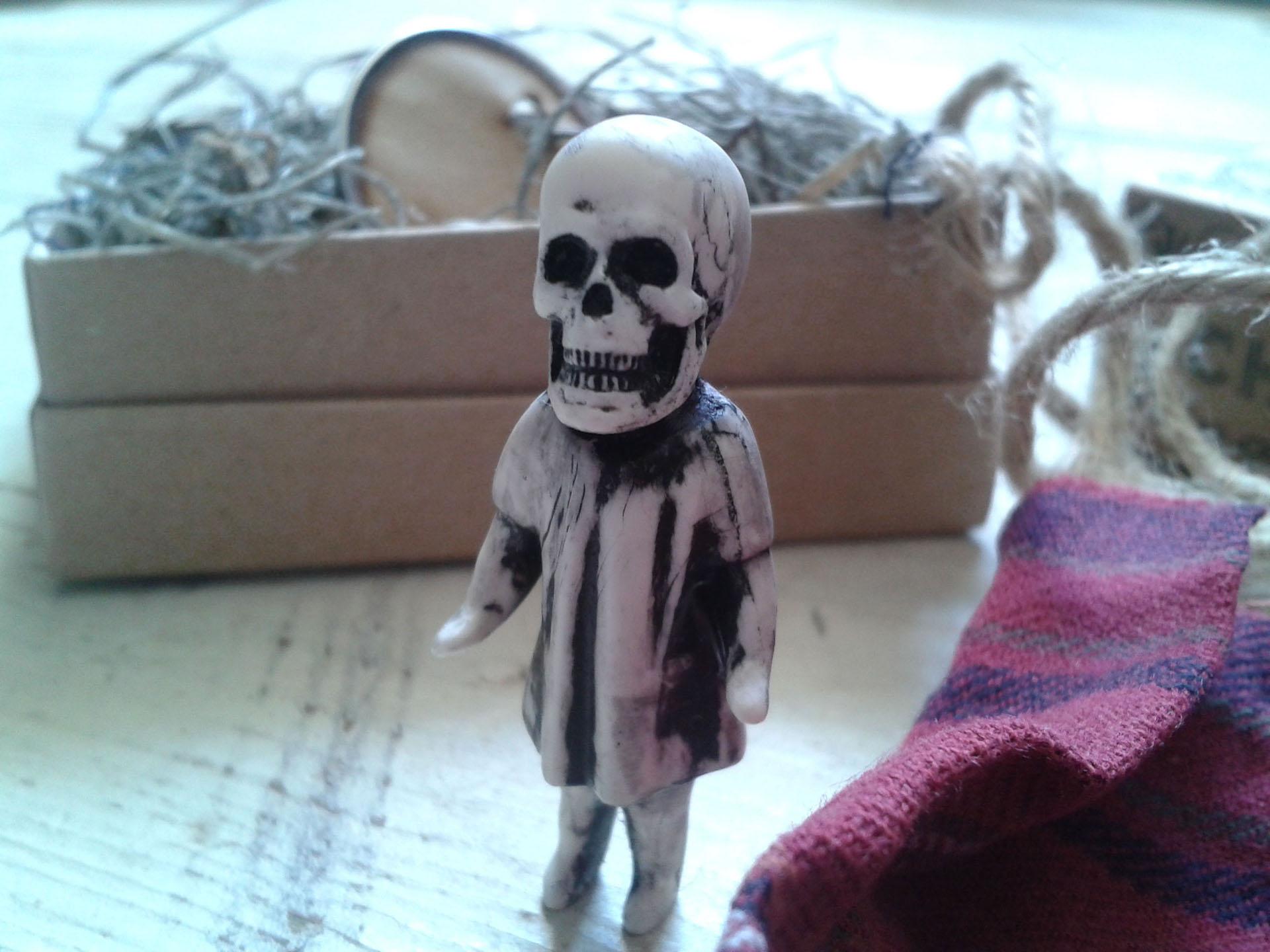 Dead Charlotte - Jack's Attic Resin Figure.